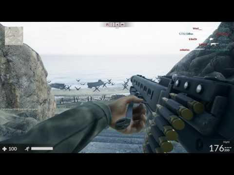 Days of War - German MG42 Gameplay (EPIC SETTINGS) streaming vf