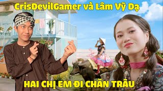 CrisDevilGamer and Lam Vy Da TWO CHARGETS