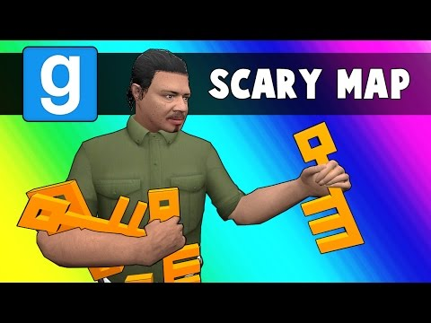 Thumbnail: Gmod Scary Map - So many Keys! (Garry's Mod Funny Moments)
