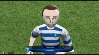 Pro Evolution Soccer 2010 Wii UEFA Champions League Gameplay - Group D Match Day 5 HD