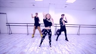 OPEN KIDS  Christina Aguilera ft Nicki Minaj   Woohoo choreography feat Vicky Vernik & Danny Demehin