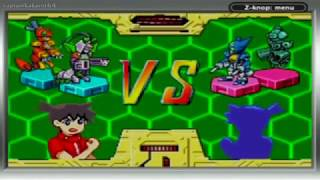 Medabots AX Multi-Player Mode