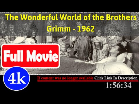 [ *FuII* ]- The Wonderful World of the Brothers Grimm (1962)