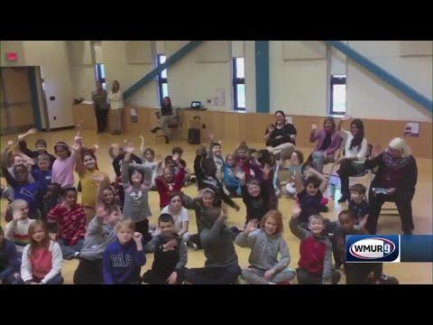 School visit: Broken Ground School in Concord