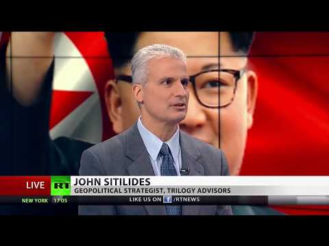 May 29 TV interview on Trump North Korea summit & influence of China, Russia, Japan, South Korea
