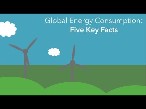 Global Energy Consumption  Five Key Facts