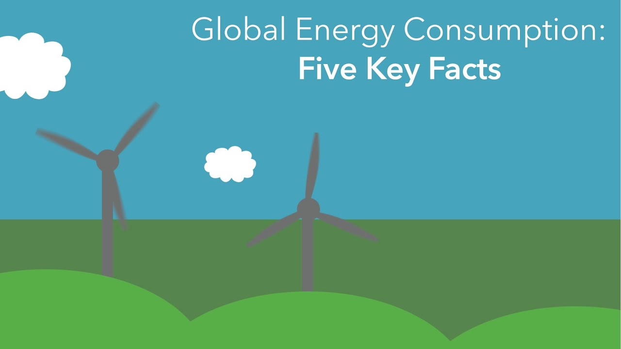 Global energy consumption five key facts youtube for Energy efficiency facts