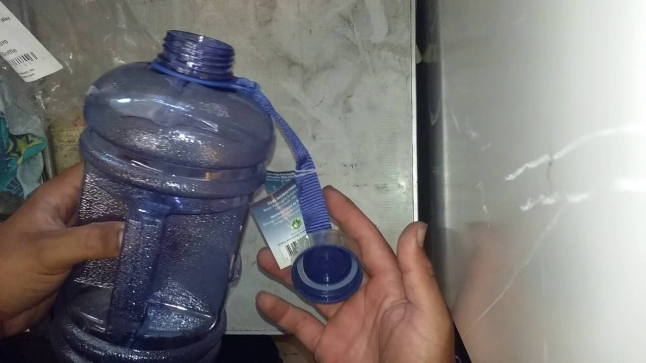 65e81d66cd New Wave Enviro Water Bottle Review - YouTube