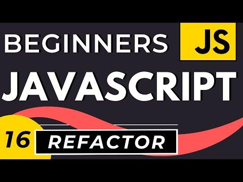 Refactoring Code   Rock Paper Scissors   Web Dev   Javascript