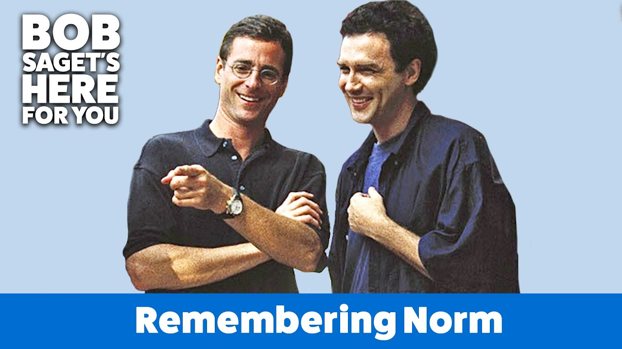 PlayTube Entertainment: Remembering Norm with Bob Saget