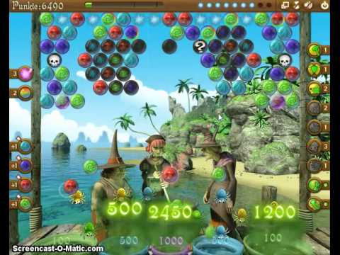 Bubble Witch Saga Insel 69 - 8     3 Sterne