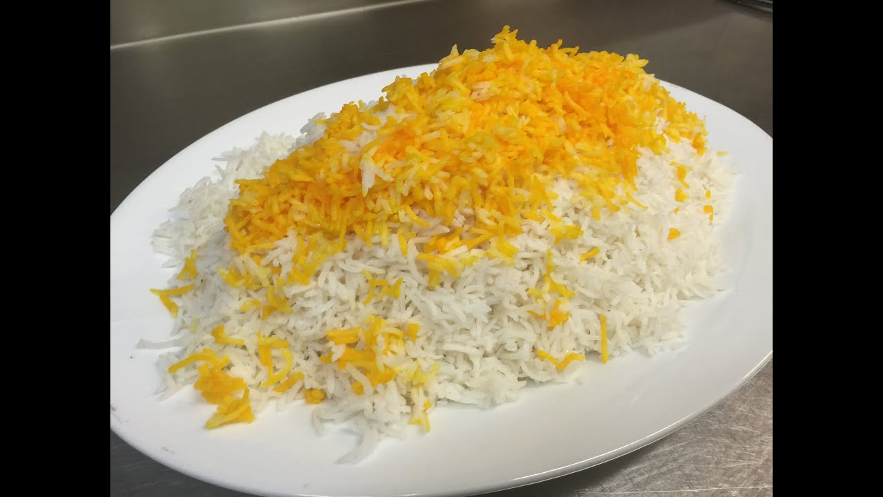 Persian rice recipe dishmaps how to cook persian rice youtube forumfinder Images