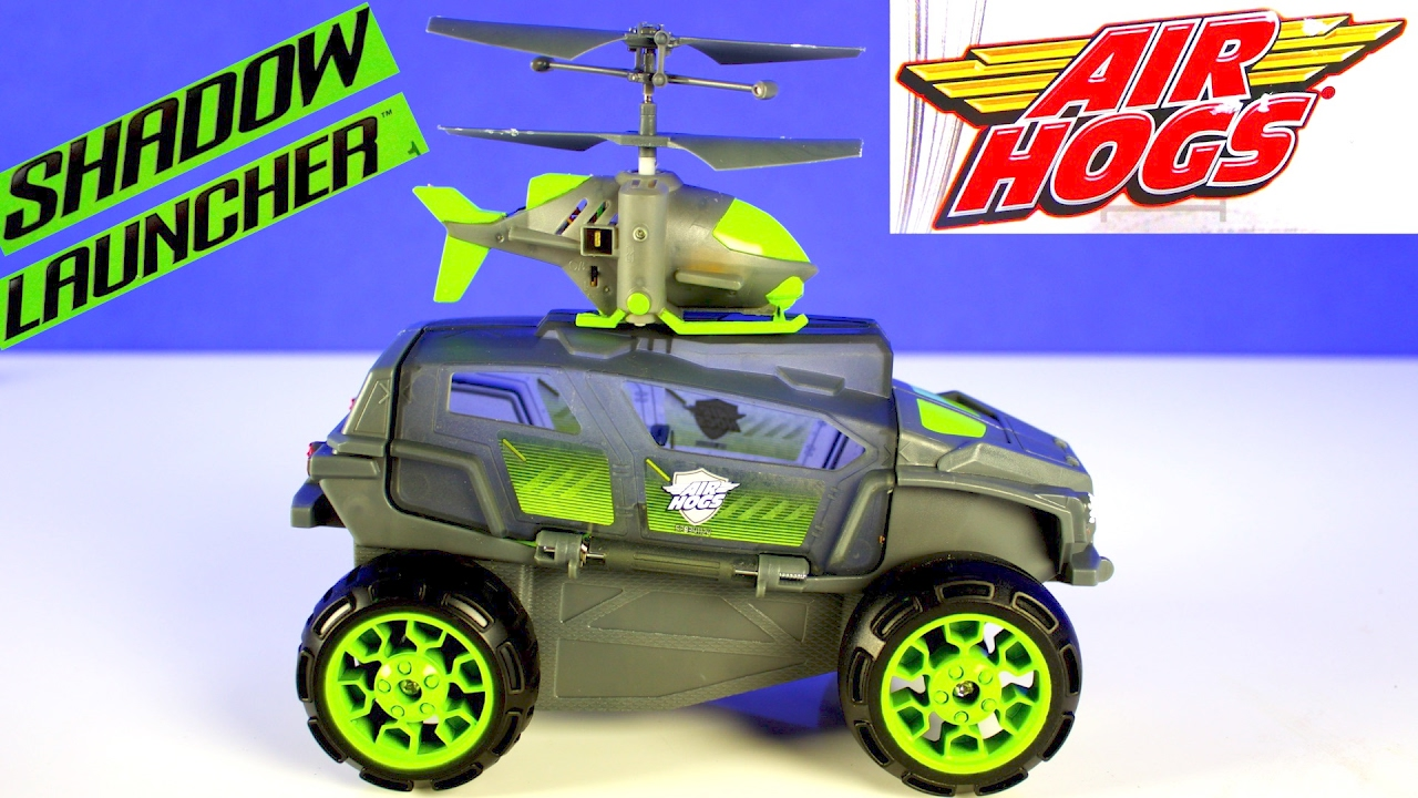 air hogs shadow launcher instructions