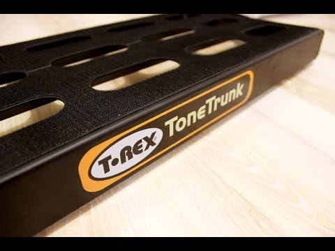 Обзор T-Rex ToneTrunk Gigbag 68