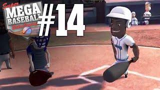 "Super Mega Baseball: Extra Innings - Part 14 ""HUGE AT BAT!"""