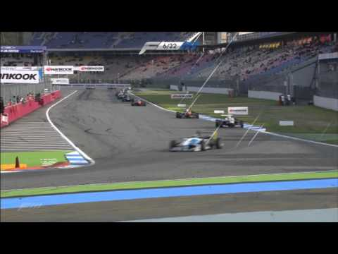 8th race FIA F3 European Championship 2013