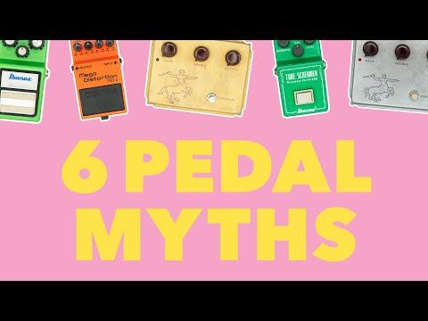 """""""6 Pedal Myths"""" JHS VLOG"""