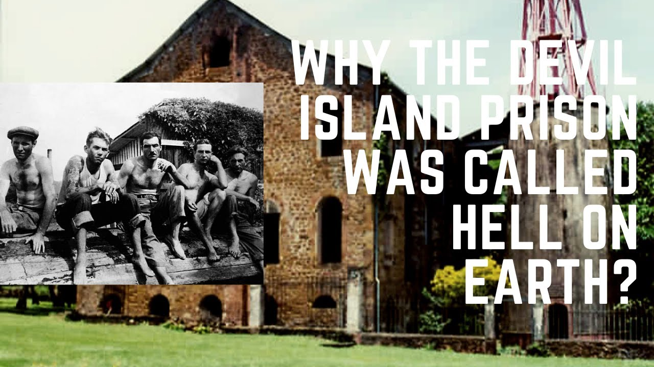 Download Why the Devil's Island Prison was called 'Hell on Earth'? | Inside Story