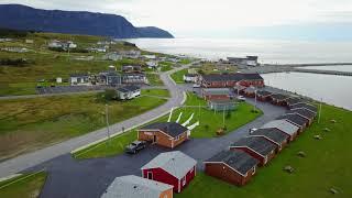 Gros Morne Cabins - Newfoundland Canada