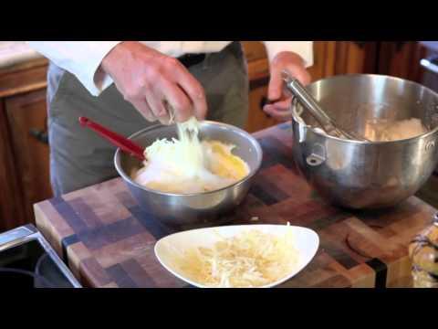 Manchego Cheese Soufflé by Dayn Smith | Glen Gordon Manor