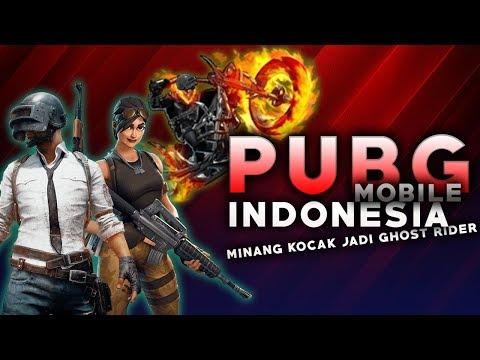 download Ghost Rider NGAKAK - Minang Kocak Ngerayu Janda Sampe Emosi !! PUBG MOBILE INDONESIA (Emulator)