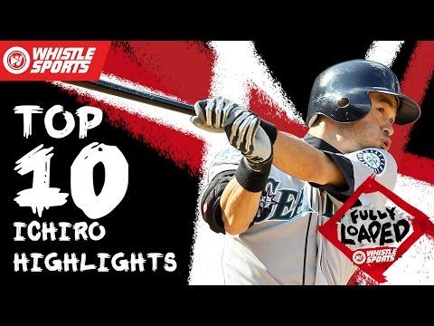 Ichiro Suzuki Highlights | #FullyLoaded Top 10