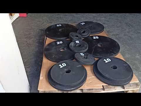 Спорт164.Отправка дисков (блинов) для гантелей и штанг по РФ