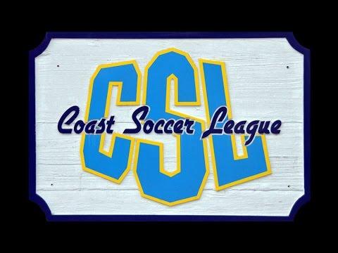 Happy Holidays from Coast Soccer League