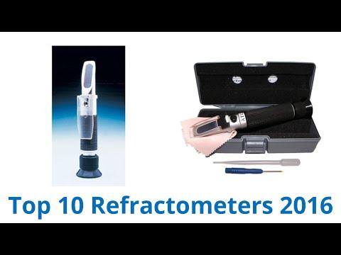 10 Best Refractometers 2016