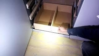 Ящики из ДВП. Ящик для инструмента