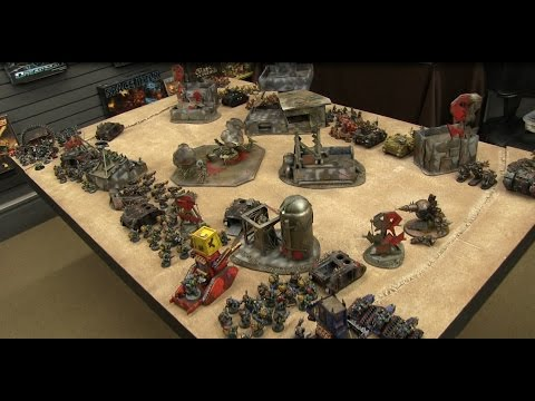 Orks VS Chaos Narrative Campaign Announcement - Krooza Zul's New Wheels