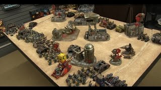 Orks VS Chaos Narrative Campaign Announcement - Krooza Zul