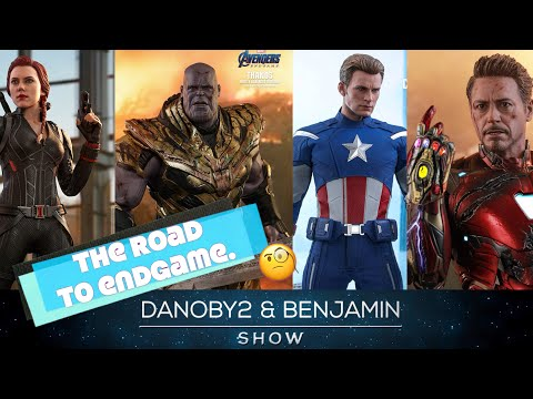 Life After Avengers Endgame. Whats left for the Marvel I.P.? Danoby2 & Benjamin Show!