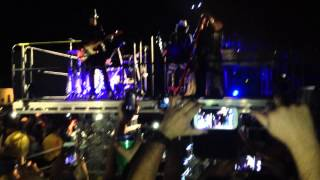 "Motley Crue, ""Home Sweet Home"" Farewell Tour 7/18/2014"