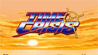 Time Crisis - Arcade Playthrough