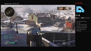 Call Of Duty WWII LIVE