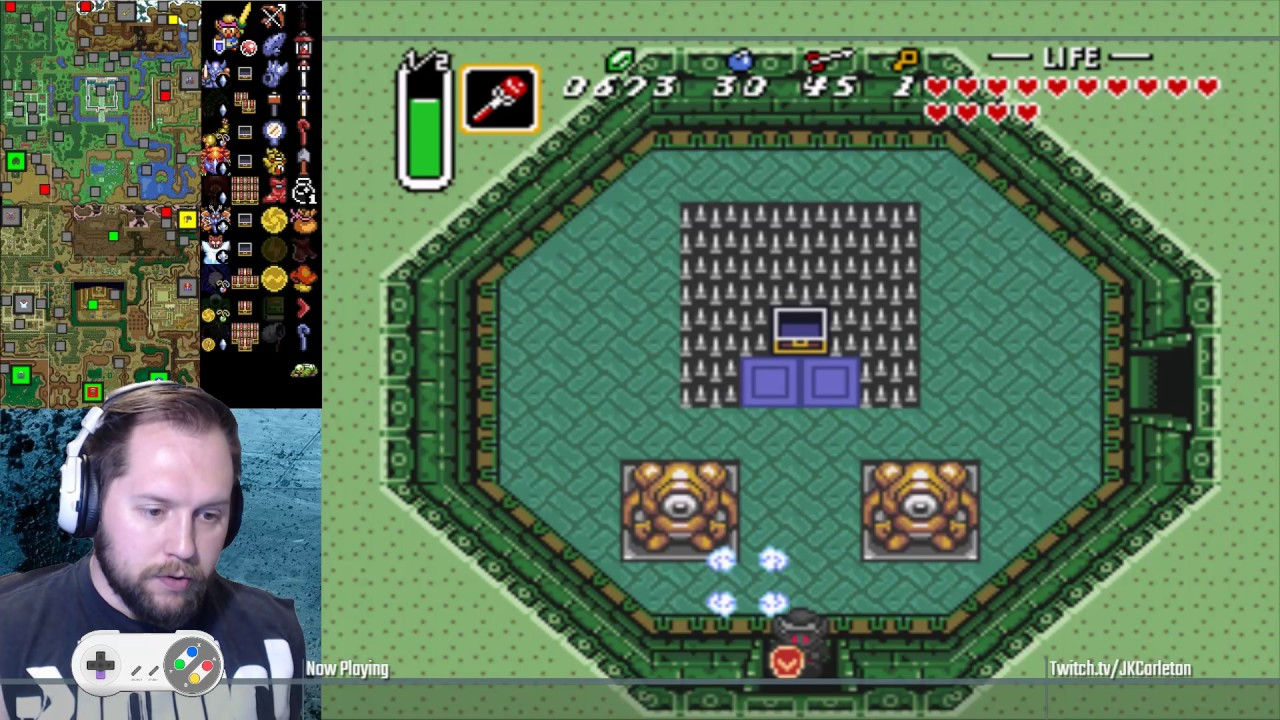 ALttP Randomizer - Casual Guide to Dungeons (Misery Mire)