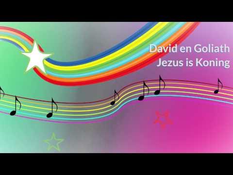 David en Goliath - Jezus is Koning