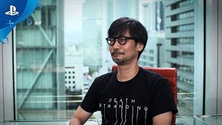 Death Stranding - The Story of Kojima Productions | PS4