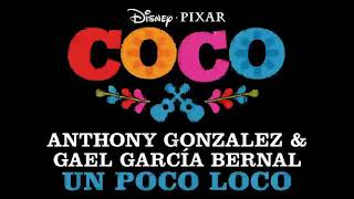 Anthony Gonzalez Gael García Bernal Un Poco Loco From Disney Pixar Coco