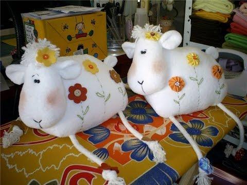 Куклы из ткани ручной работы