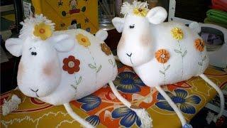 Куклы из ткани ручной работы(, 2014-08-05T14:59:09.000Z)