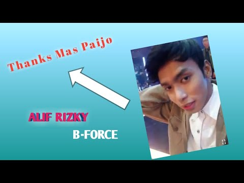 Alif Rizky B Force