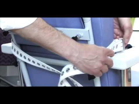 Midmark 641 Barrier Free 174 Power Procedures Chair Secu