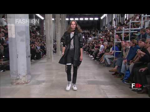 LANVIN Menswear Spring Summer 2017 Paris by Fashion Channel