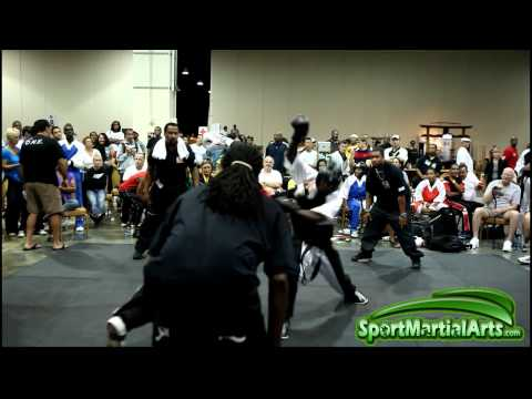 Anthony Merricks v Peter Davenport - 2012 US Capitol Classics - Men's Sparring