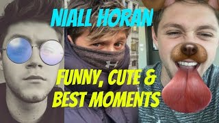 Niall Horan Funny, Cute & Best Moments #2