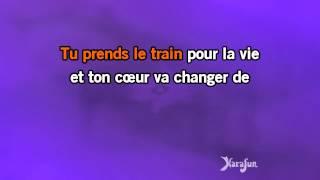 Karaoké Ma fille - Isabelle Boulay *