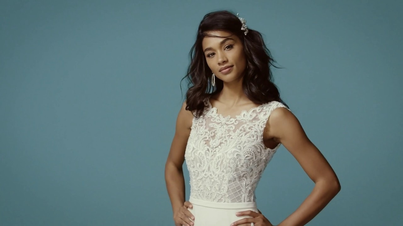 Jayleen by Maggie Sottero - YouTube