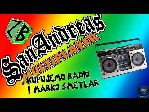 KUPUJEMO RADIO I MARKO POSTAJE SMETLAR!! (Balkan School RolePlay) SAMP Roleplay #3